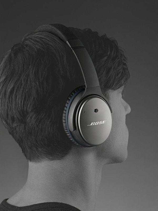 Recenzja BOSE QC25 QuietComfort 25 ? inna rzeczywistość dźwięku w multimediach