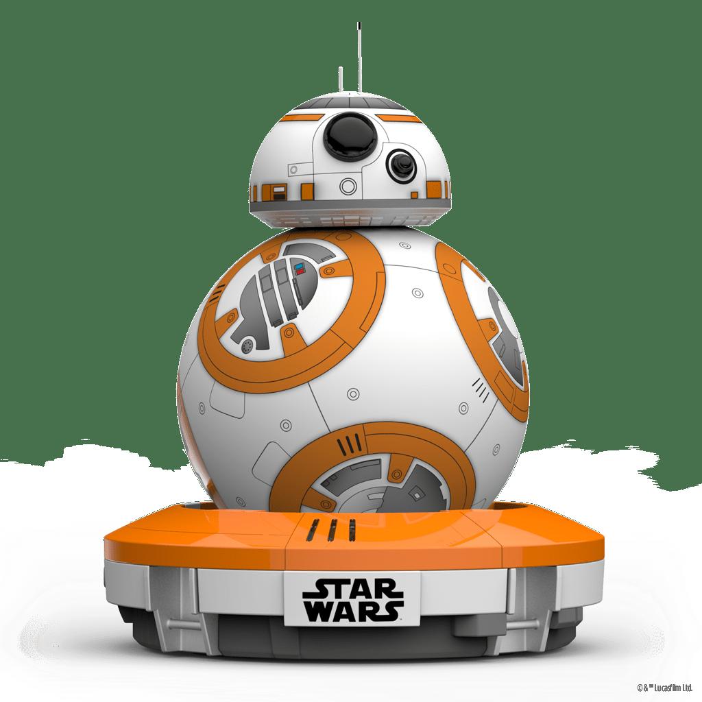 Droid BB-8 z nowej części Gwiezdnych Wojen: Przebudzenie mocy w ofercie Alstor