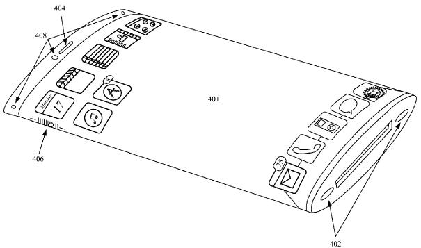 Patenty Apple w 2015 roku