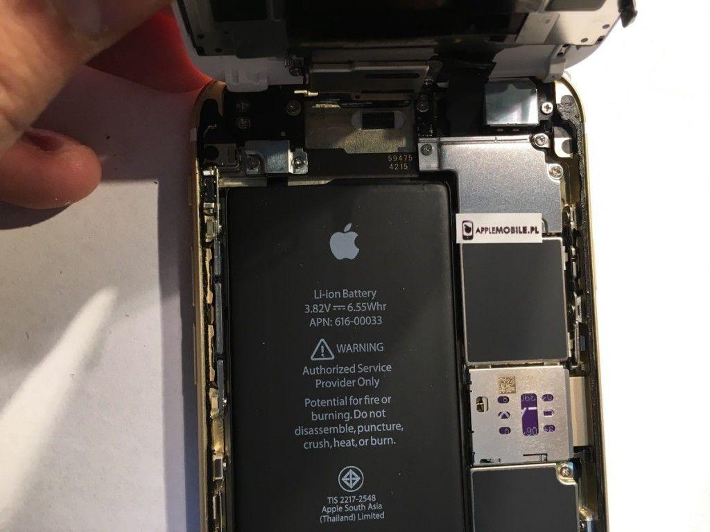 Serwis Apple Szczecin wymiana zbitej szybki w iphone 6s 23
