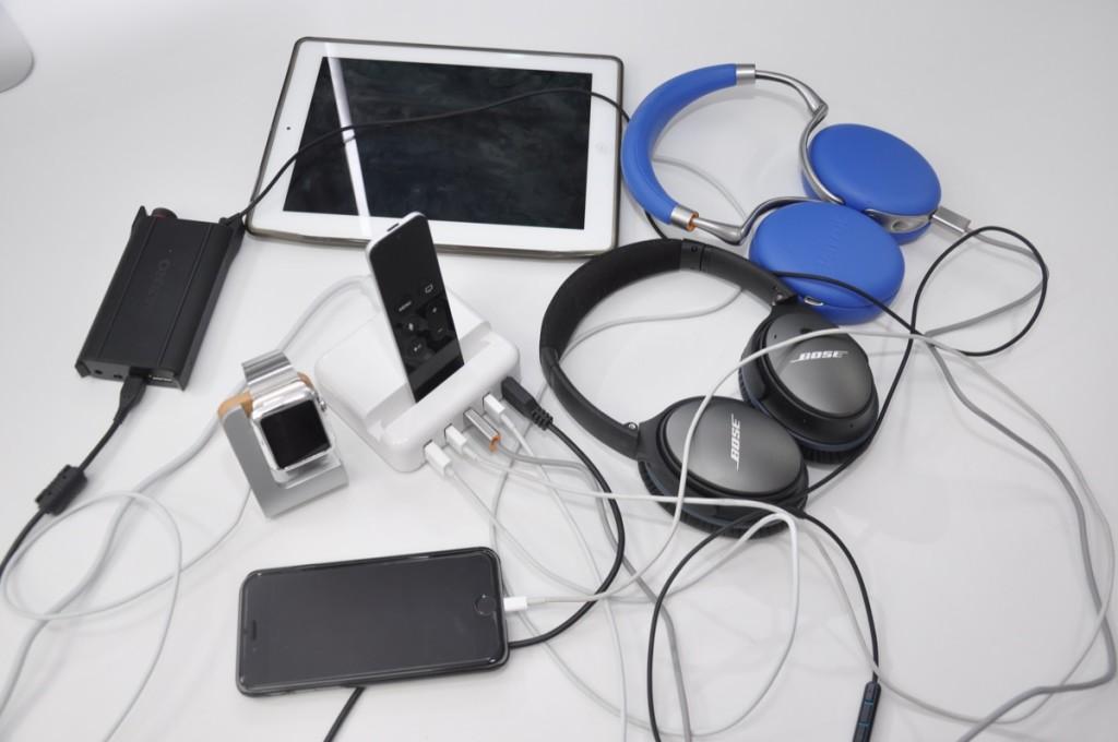 Recenzja CSOP LDT-038 ładowarka 5x USB z Lightening 30W w AppleMobile.pl 1