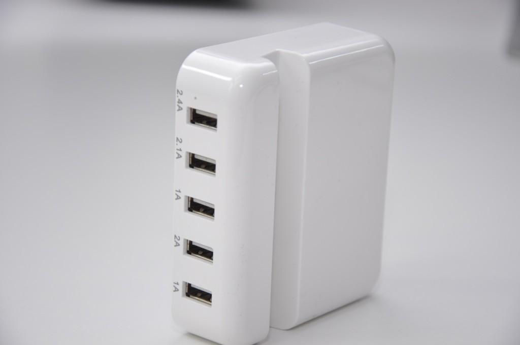 Recenzja CSOP LDT-038 ładowarka 5x USB z Lightening 30W w AppleMobile.pl 12
