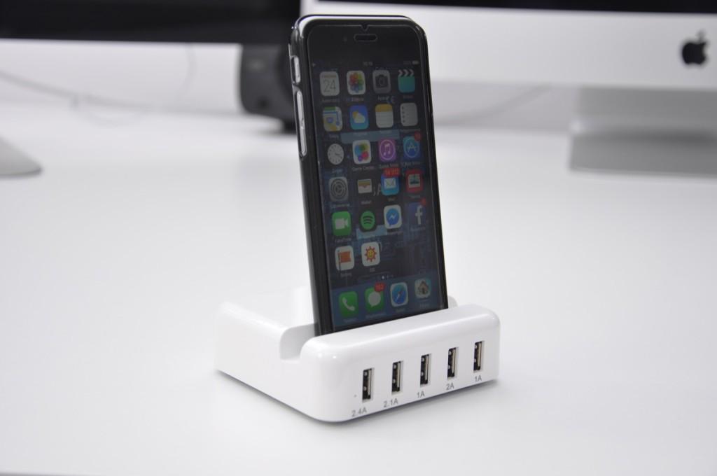 Recenzja CSOP LDT-038 ładowarka 5x USB z Lightening 30W w AppleMobile.pl 15