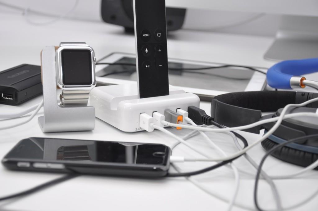 Recenzja CSOP LDT-038 ładowarka 5x USB z Lightening 30W w AppleMobile.pl 3