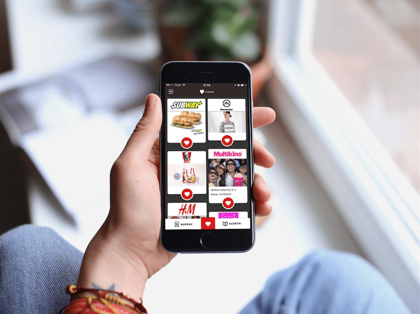 Recenzja Qpony – aplikacja, w której znajdziesz aktualne zniżki i gazetki popularnych sklepów