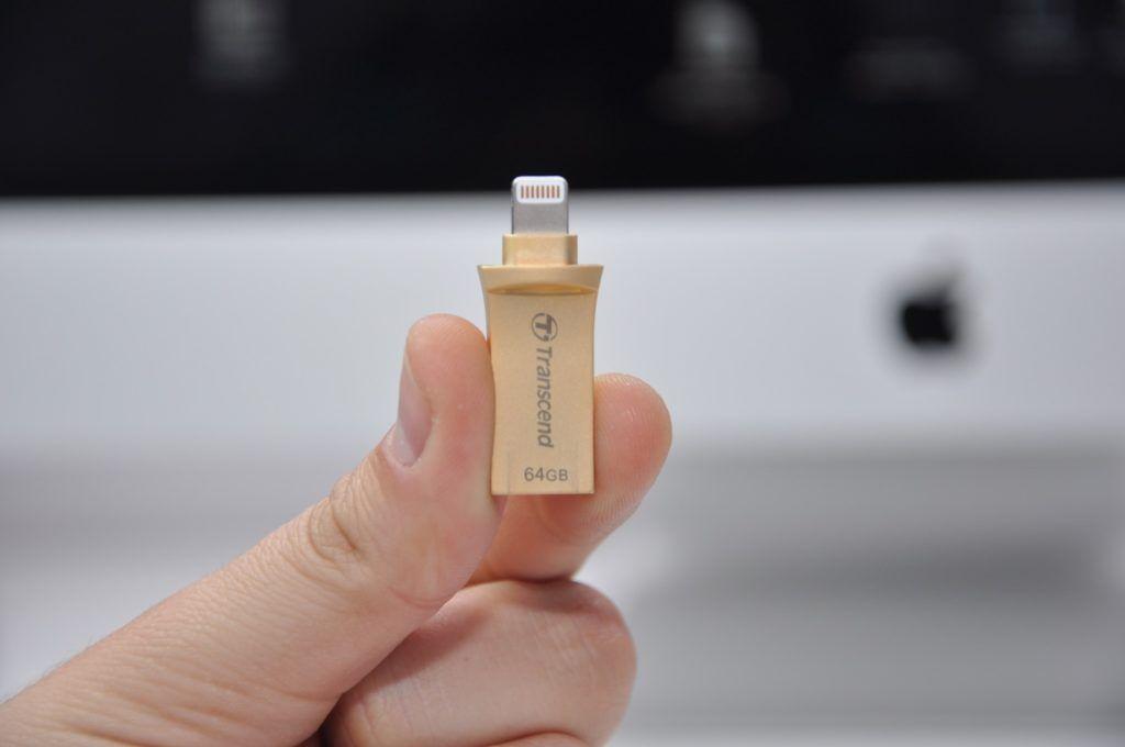Recenzja Transcend JetDrive Go 500G w AppleMobile.pl 12