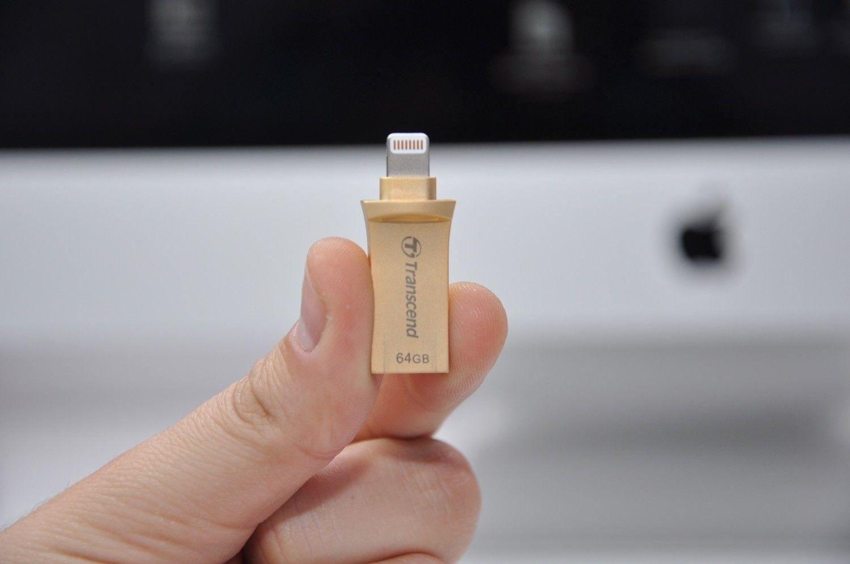 Recenzja Transcend JetDrive Go 500G – mały pendriva, który podłączymy do iPhone, iPada i komputera