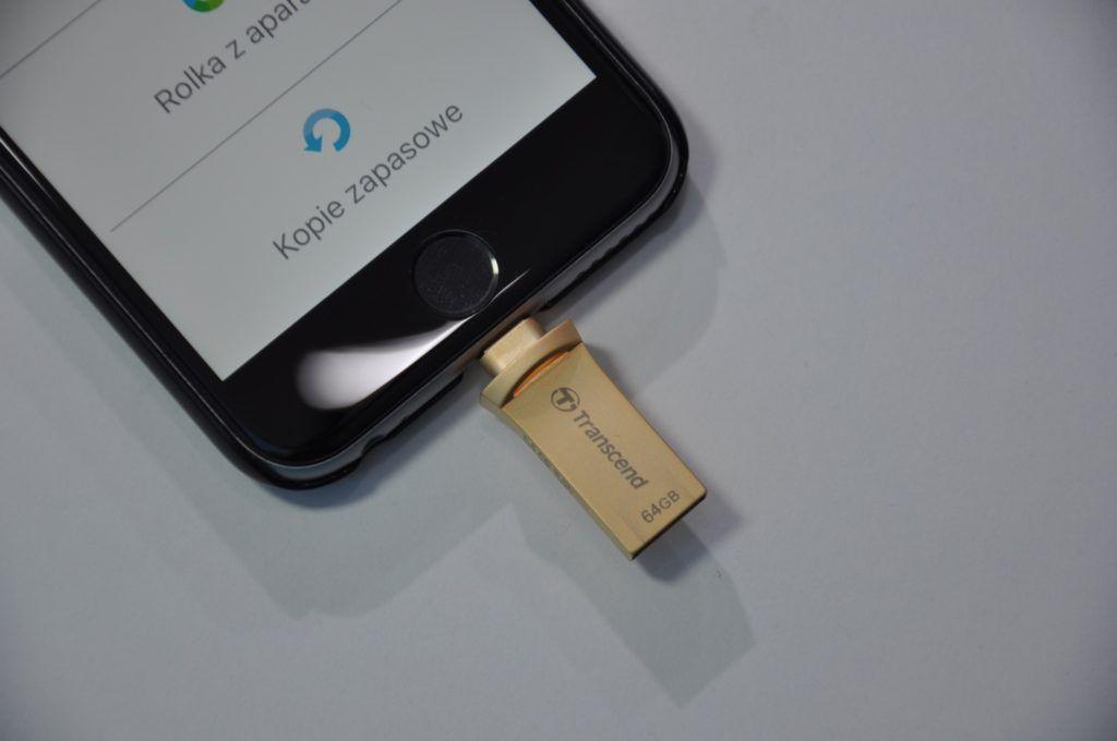 Recenzja Transcend JetDrive Go 500G w AppleMobile.pl 6