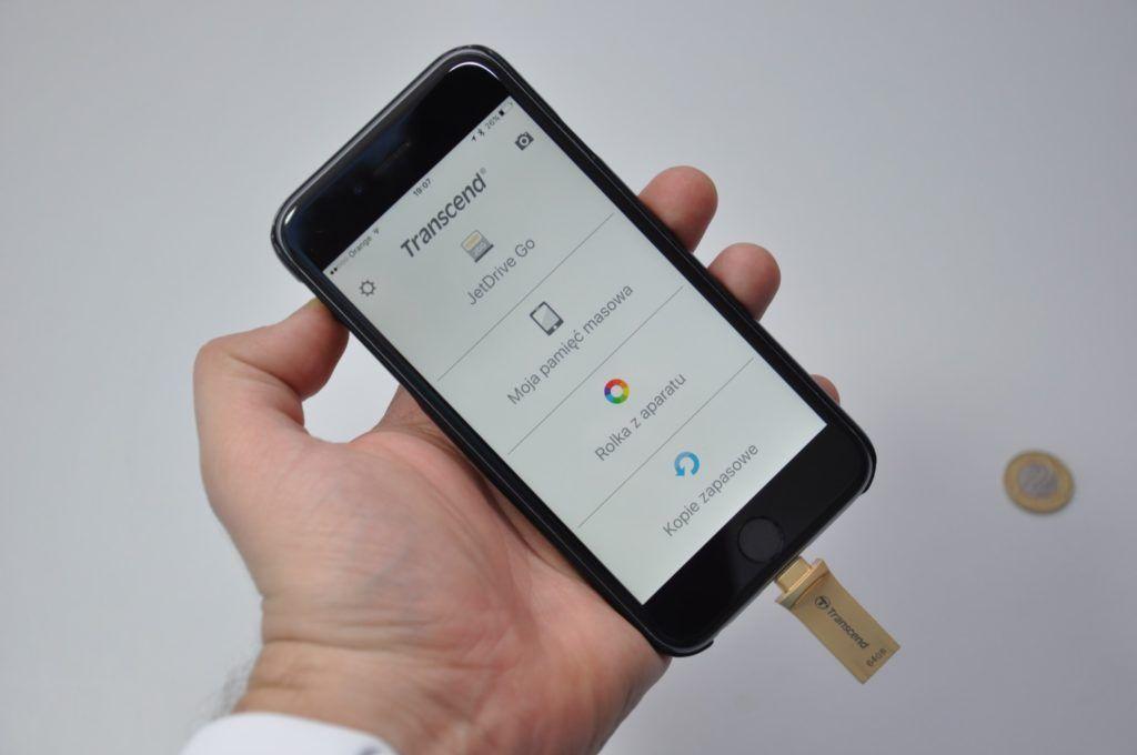 Recenzja Transcend JetDrive Go 500G w AppleMobile.pl 7