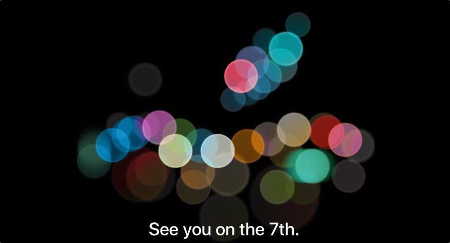 Konferencja Apple potwierdzona