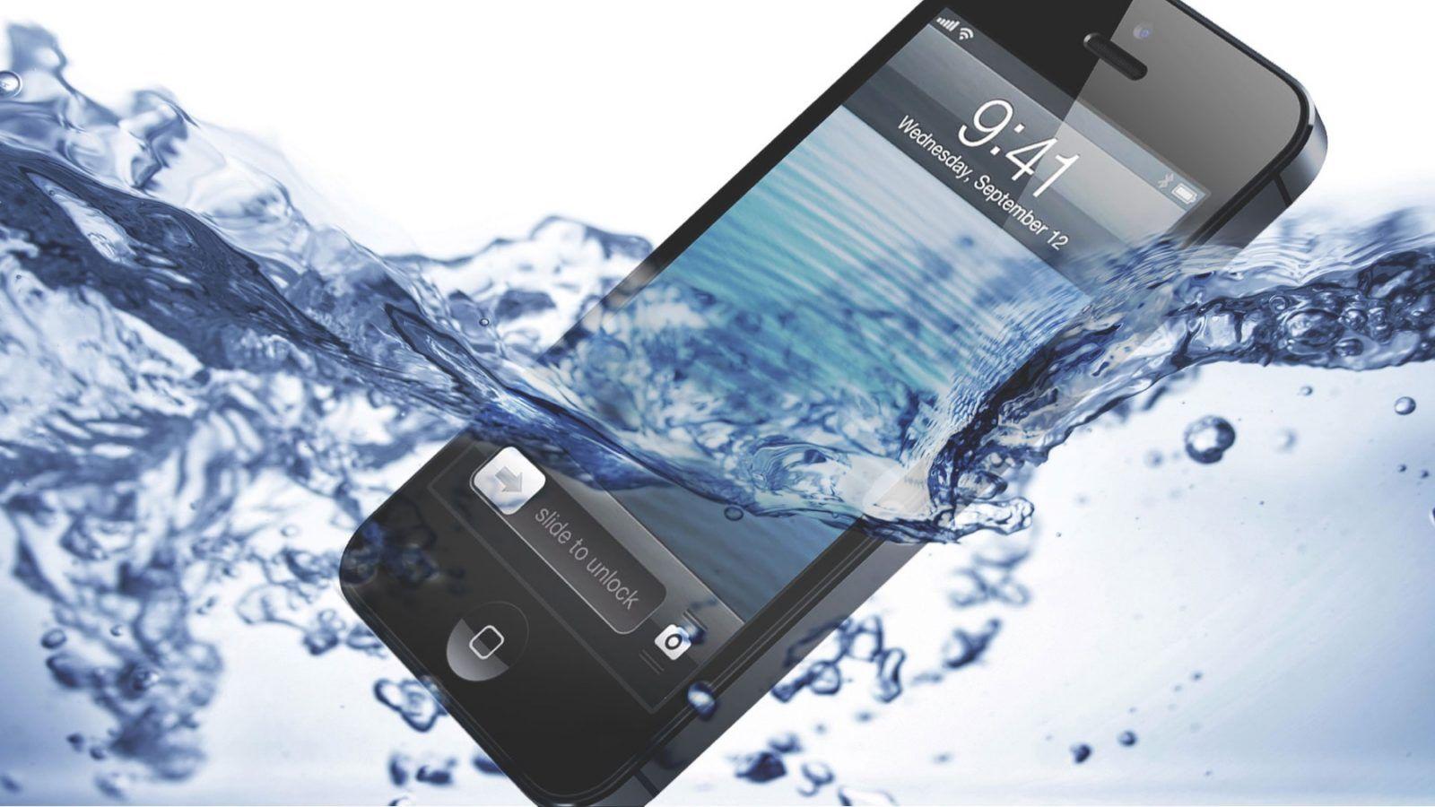 Naprawa Apple Szczecin po zalaniu. Telefon wpadł do wody? Wiemy co zrobić, aby mógł podziałać jeszcze przez długi czas!