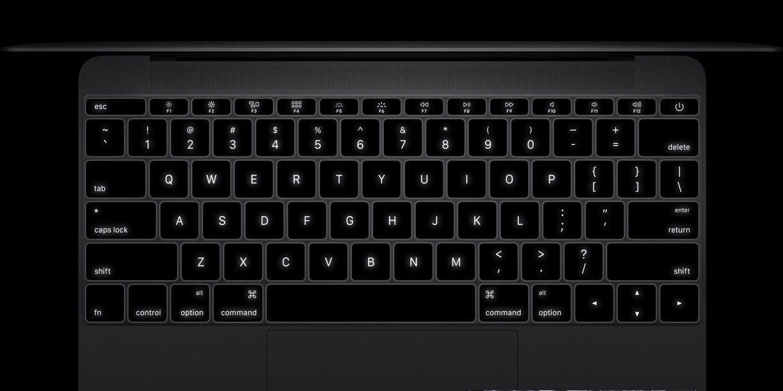 Magic Toolbar, czyli nowy element konstrukcji MacBooka Pro