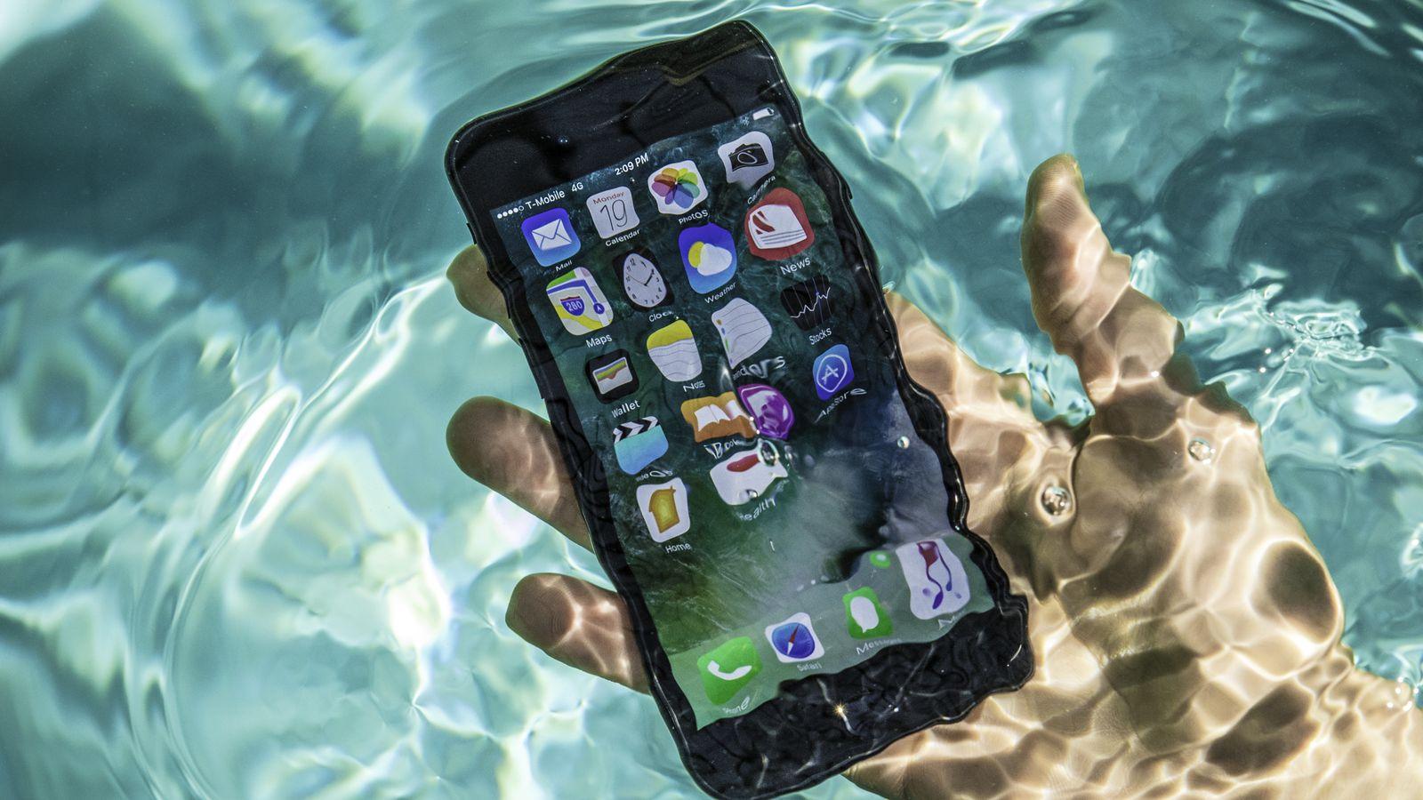 Naprawa iPhone 7 po zalaniu z gwarancją Szczecin Serwis APPLE AppleMobile.pl