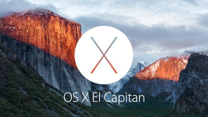 Poprawki zabezpieczeń dla OS X El Capitan