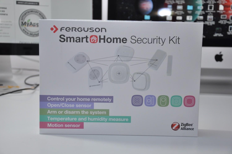 Recenzja FERGUSON Smart Home Security Kit – inteligentny dom w okazyjnej cenie