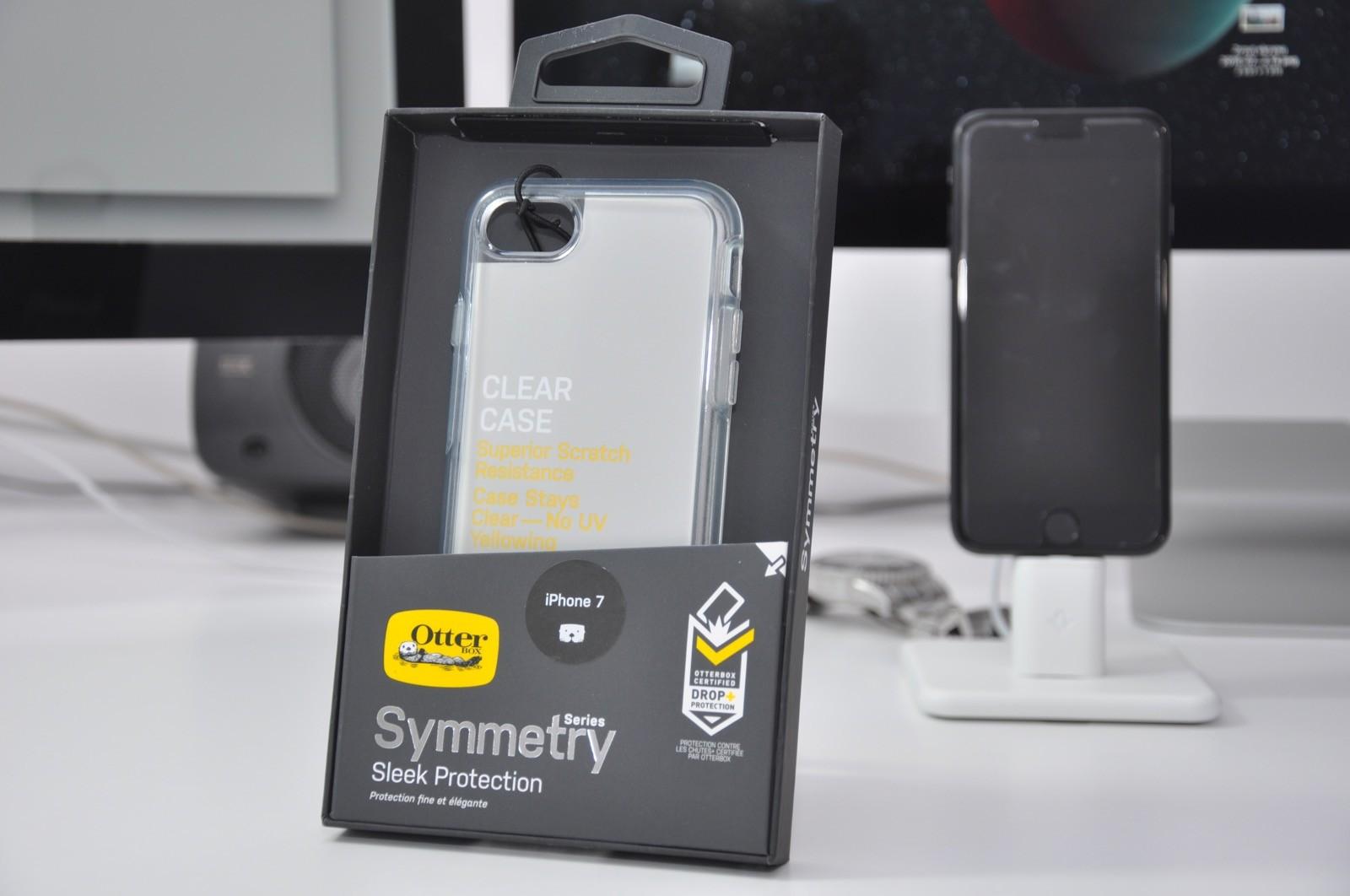 Recenzja etui Otterbox Symmetry Sleek Protection dla iPhone 7