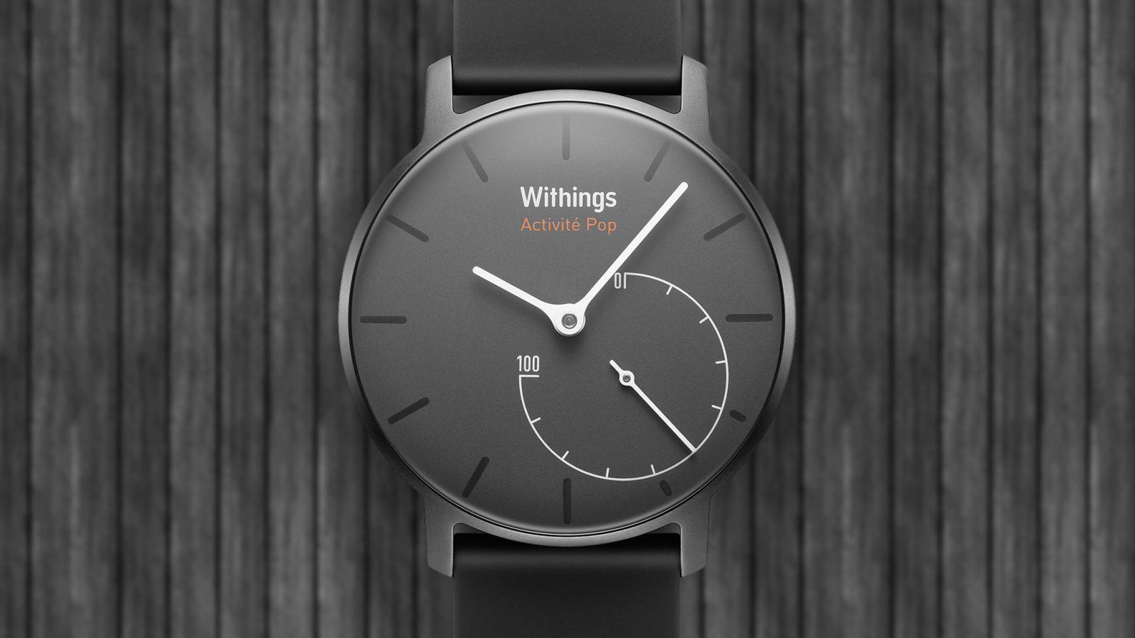 Recenzja Withings Activite Pop – fitness watch w dobrej cenie i o interesującym wzornictwie