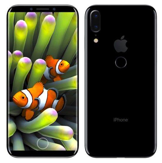 Mało prawdopodobne plotki na temat iPhone'a 8