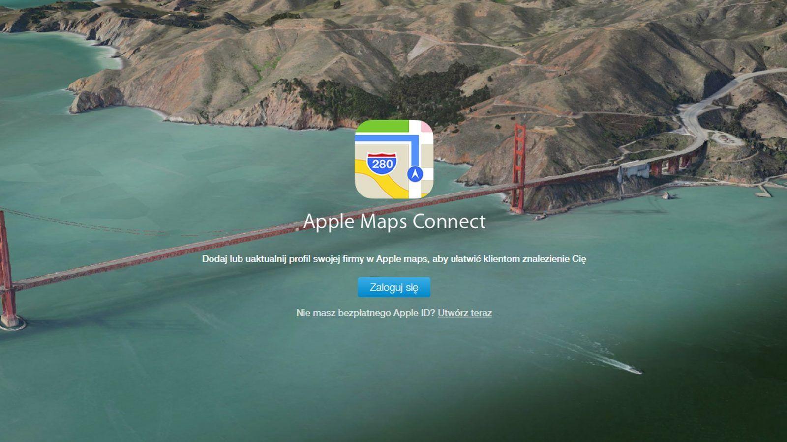 W jaki sposób dodać własną firmę do aplikacji Mapy Apple?