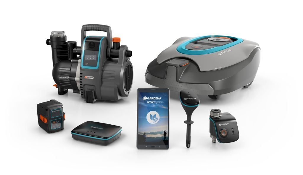 premiera gardena smart system w polsce kontroluj sw j ogr d za pomoc telefonu. Black Bedroom Furniture Sets. Home Design Ideas