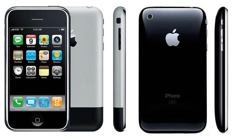 Design iPhone'a 8 będzie przypominać model 3G
