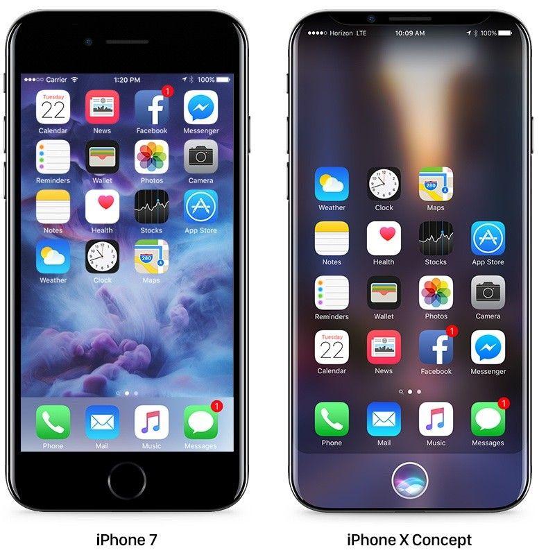 Kolejne już plotki na temat iPhone'a 8