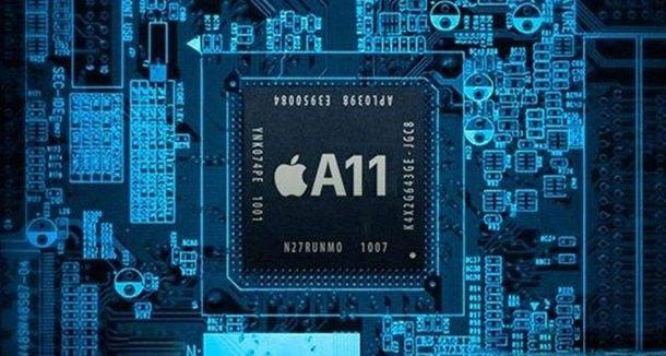 W kwietniu rusza produkcja procesora A11