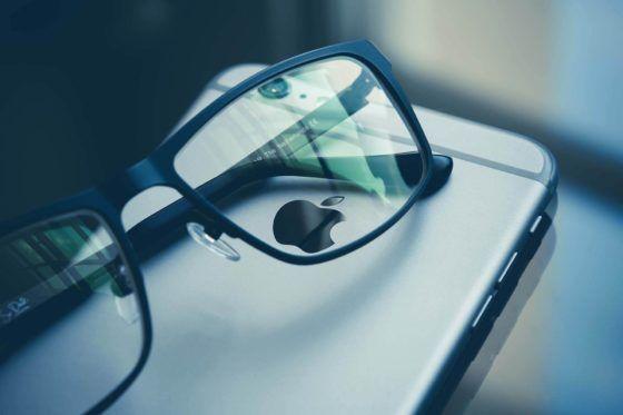 Kolejne wzmianki o okularach AR od Apple