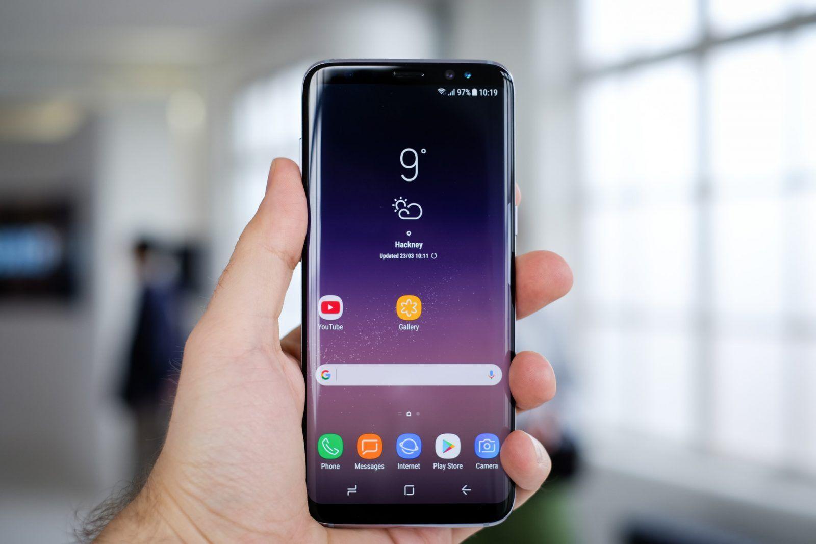 Pierwsze problemy z Samsung Galaxy S8