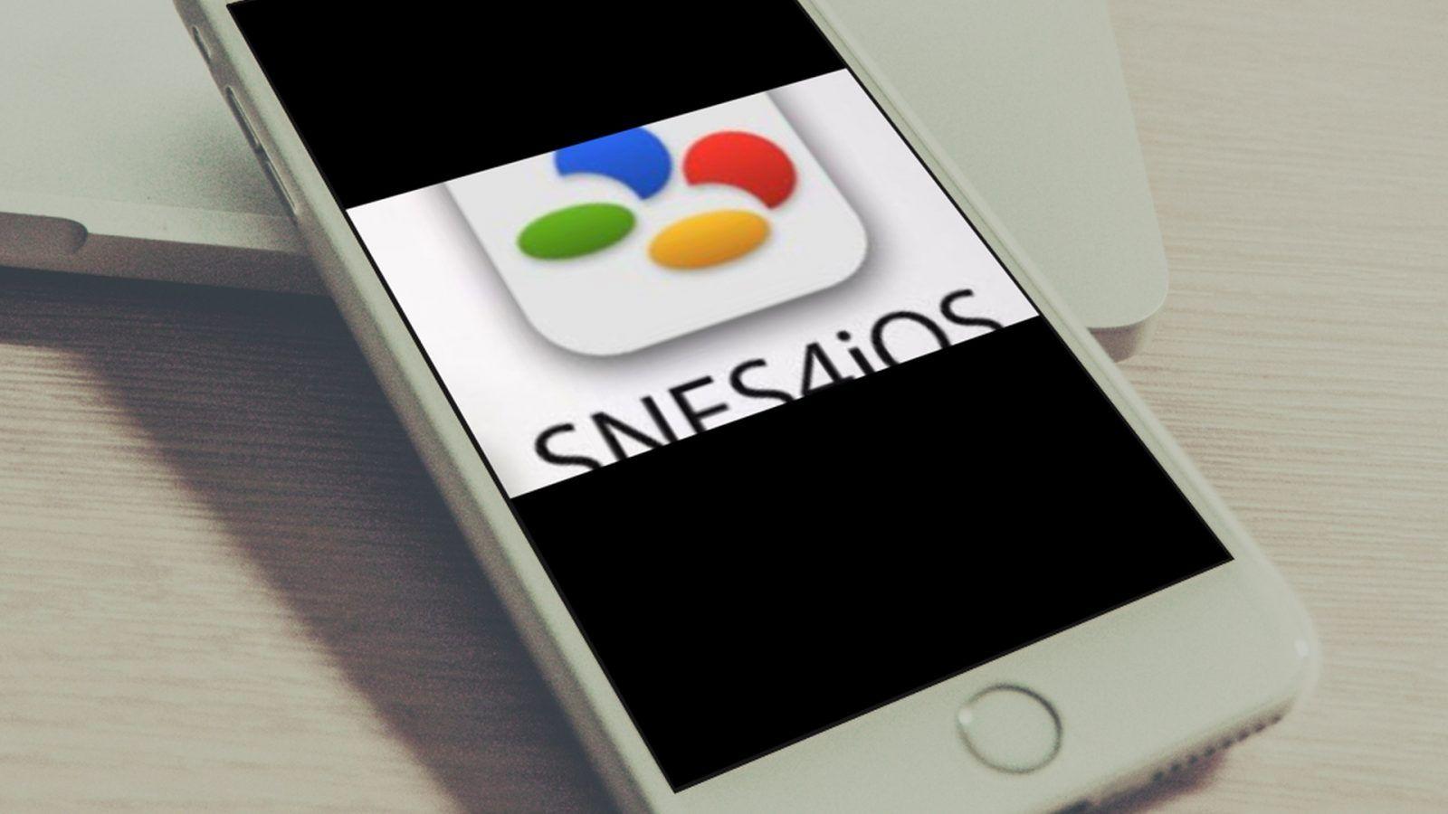 Jak zainstalować aplikację SNES4iOS na iOS 10 bez Jailbreak?