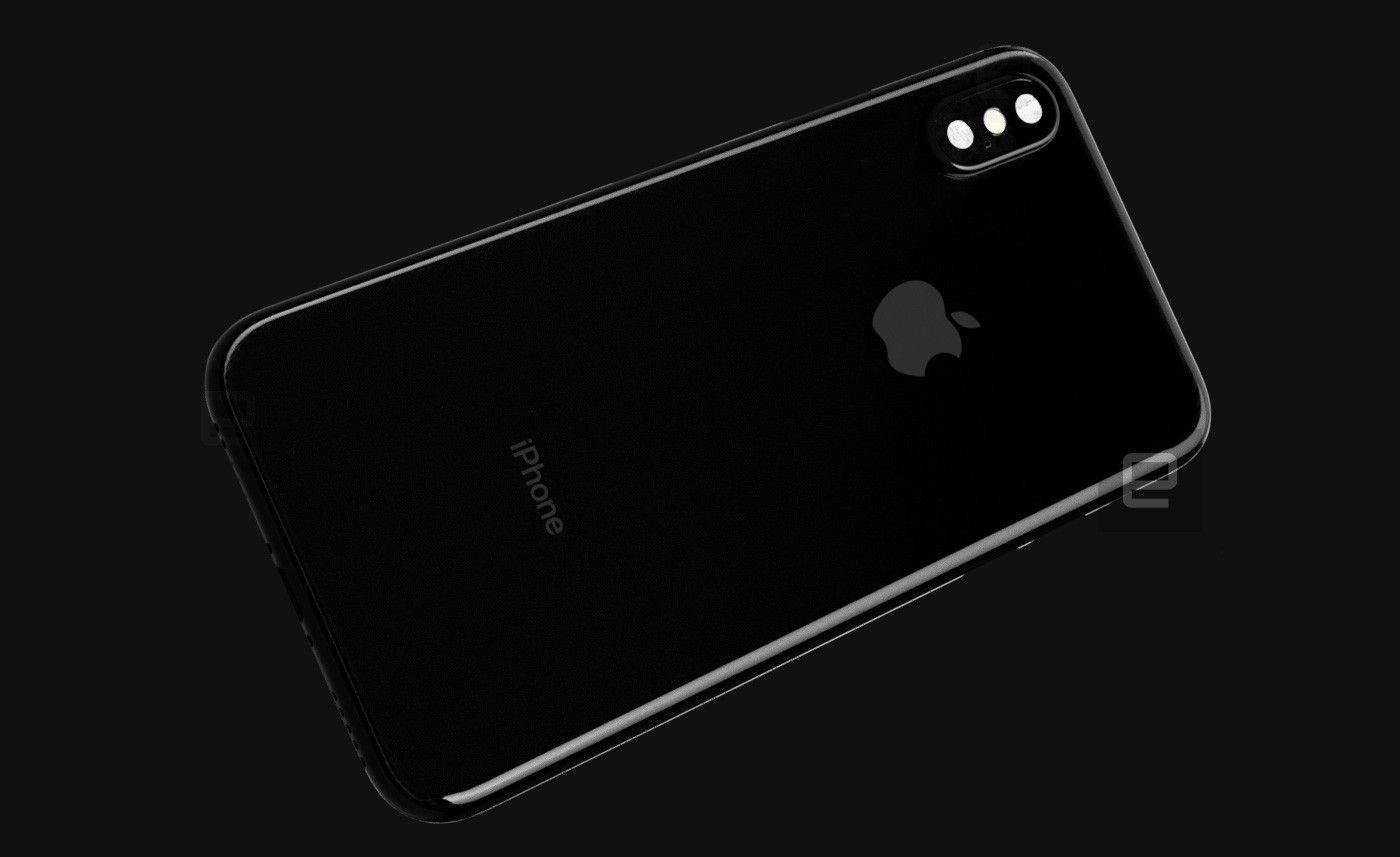 Czy właśnie tak będzie wyglądał iPhone 8?