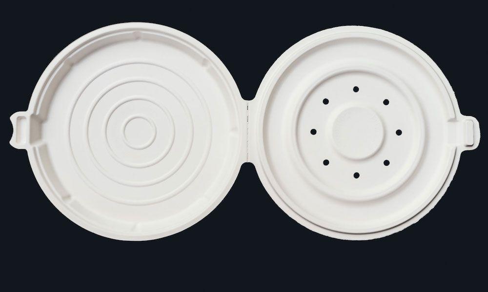 Patent Apple na pojemnik do pizzy