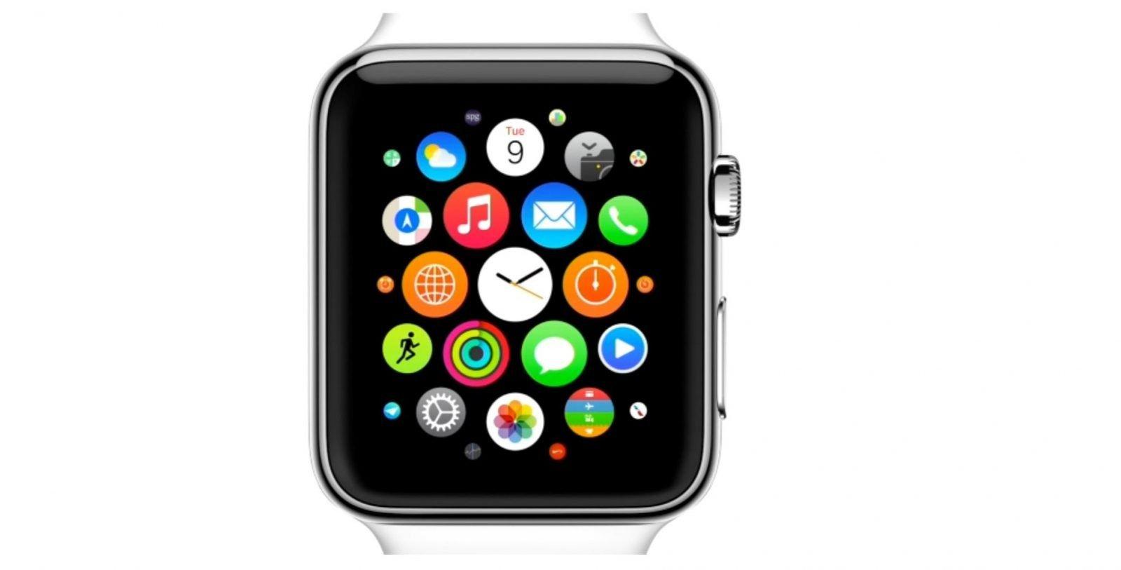 Nadchodzi Apple Watch o nowej konstrukcji?