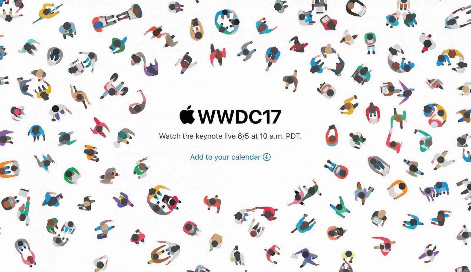 WWDC 2017 na żywo w sieci