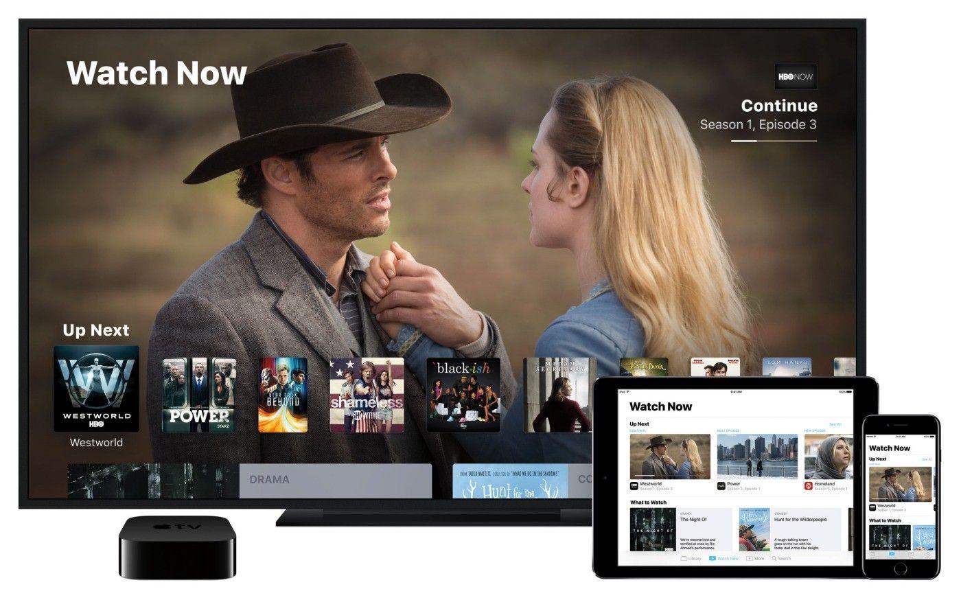 Apple coraz bardziej zaangażowane w rynek treści wideo