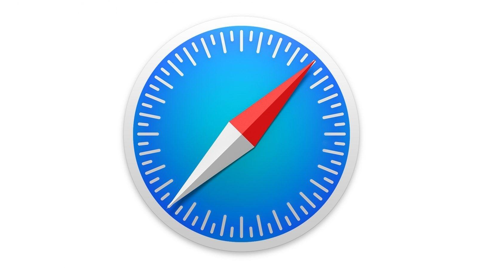 Skróty klawiszowe przełączania się między kartami w Safari na Mac
