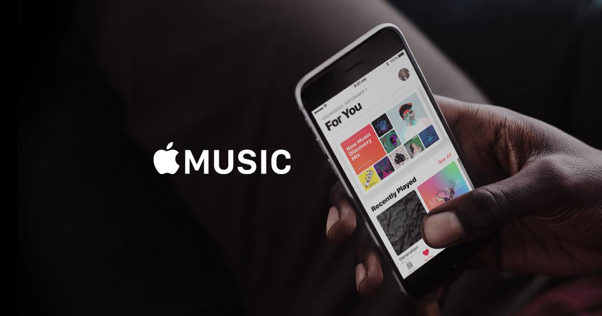 Apple Music z roczną subskrypcją