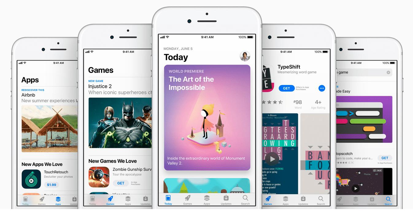 Apple rozpoczyna porządkowanie App Store