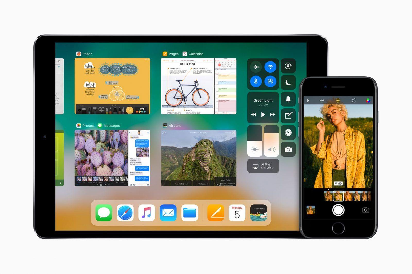 Automatyczne usuwanie aplikacji w iOS 11