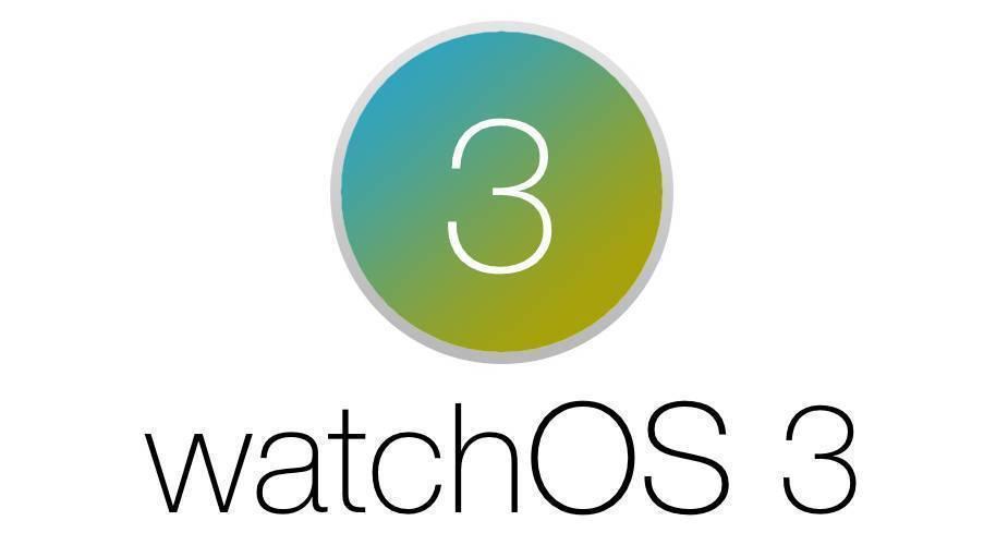 Czwarta beta watchOS 3.2.3