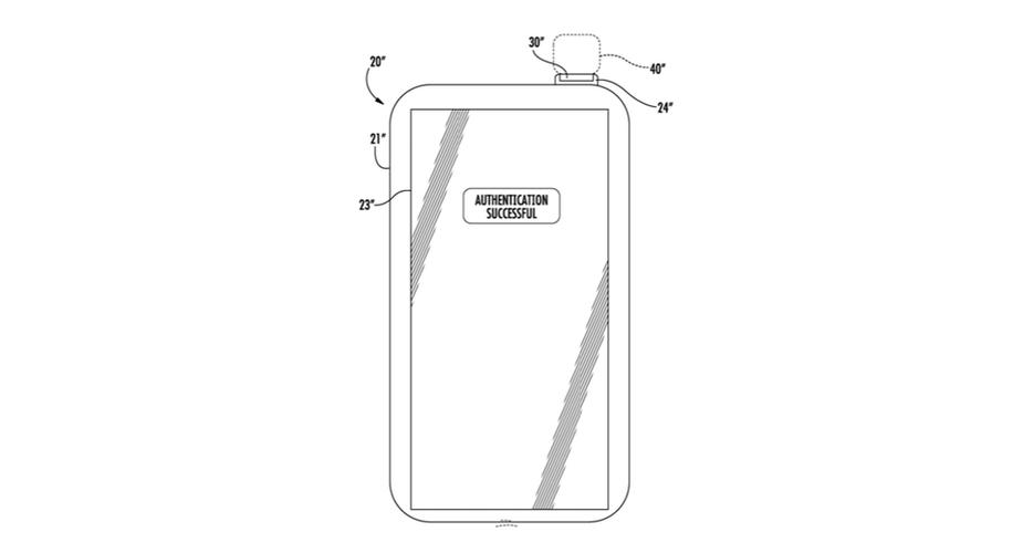 Kolejny patent od Apple związany z Touch ID