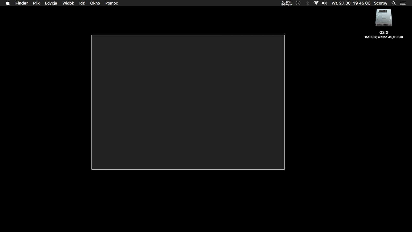 Jak poruszać oknem zaznaczenia przy robieniu zrzutów ekranowych?