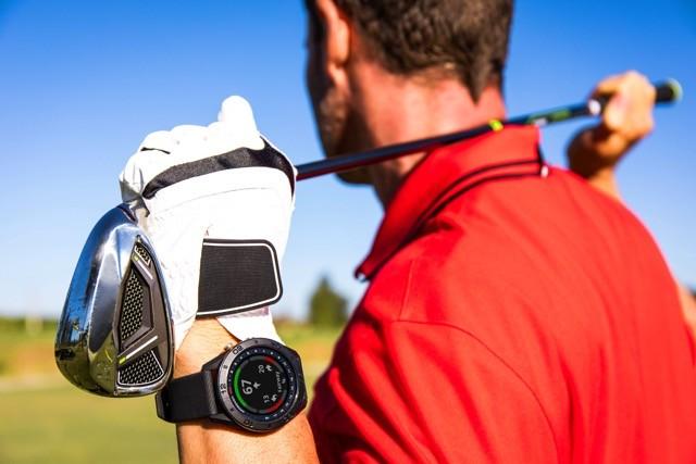 Garmin Approach S60 – zegarek golfowy w nowoczesnym stylu