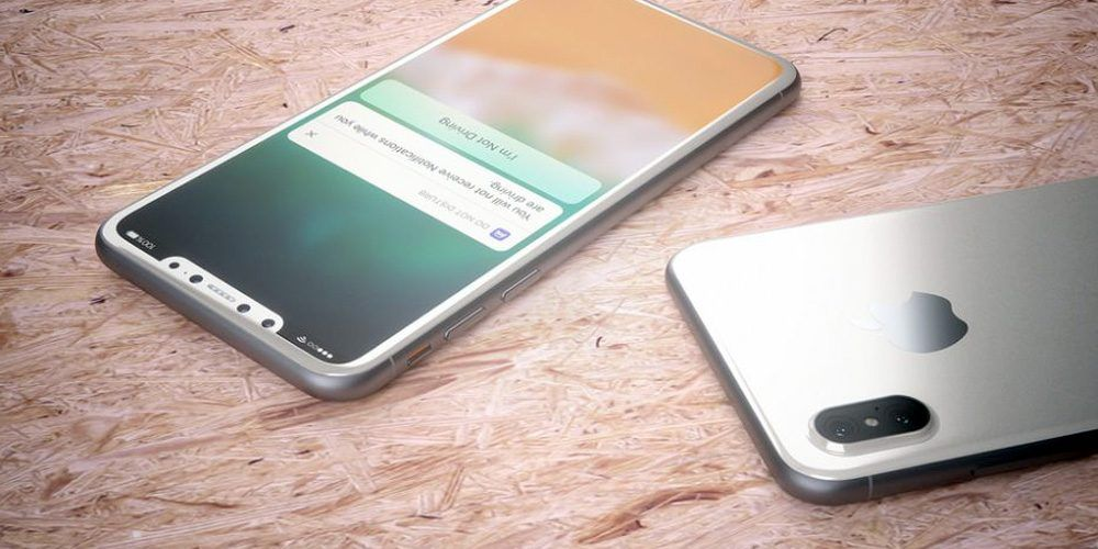 Jak dotąd najlepsza makieta iPhone'a 8 na filmie