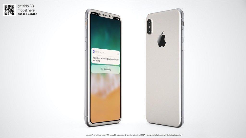 Prezentacja iPhone'a 8 już 6 września