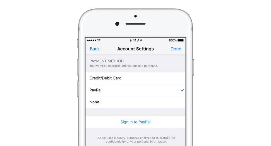 PayPal nowym sposobem dokonywania płatności w ekosystemie Apple