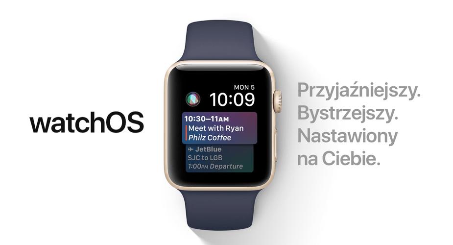 Trzecia beta systemu watchOS 4 już jest