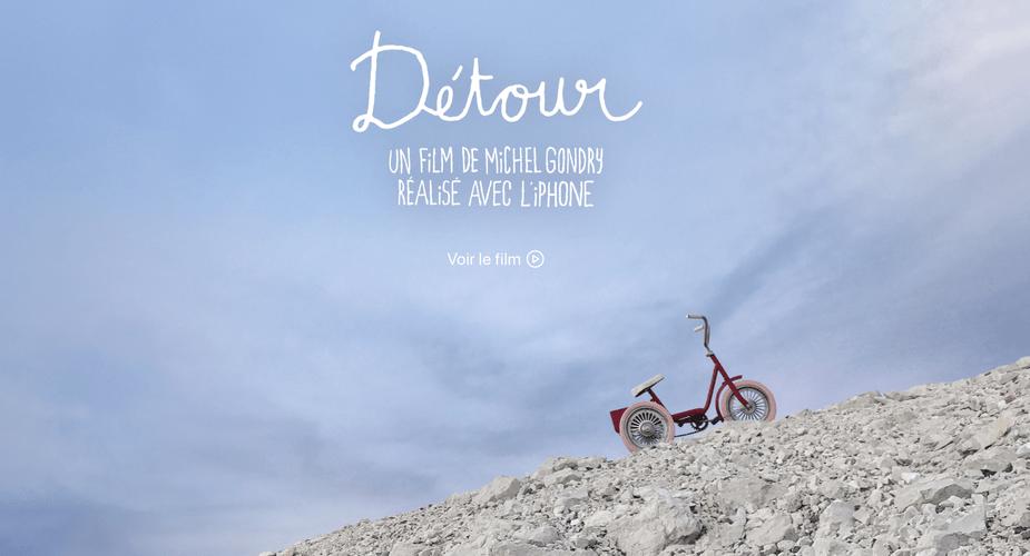 Détour – czyli film w całości nakręcony iPhone'm