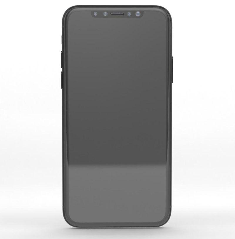 Czytnik Touch ID w innym miejscu niż dotychczas sądzono