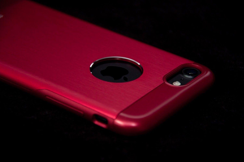 Recenzja etui moshi armour premium metalic case dla iPhone 7
